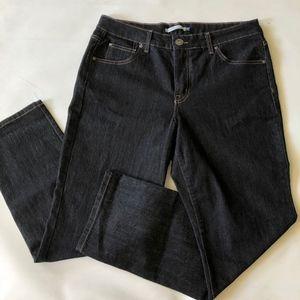 Bandonlinblu Mandi Indigo Straight Leg Jeans